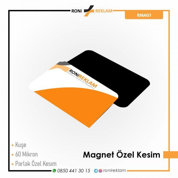 Magnet Özel Kesim Baskı