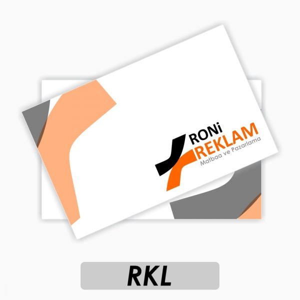 Lakli Kartvizit (RKL)