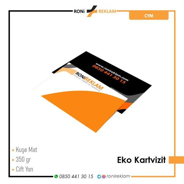 Eko Kartvizit (RCYM) Baskı