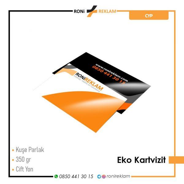Eko Kartvizit (RCYP) Baskı