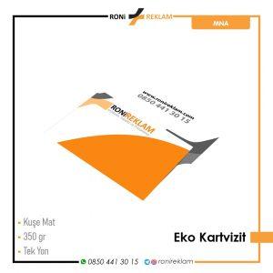 Eko Kartvizit (RMNA) Baskı